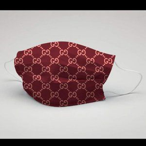Gucci 10 Pieces With Box GG Monogram MASK